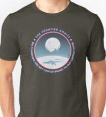 The Frontier Awaits T-Shirt
