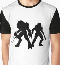 Chief and Arbiter Graphic T-Shirt