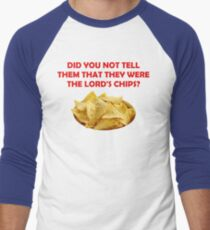 The Lord's Chips Men's Baseball ¾ T-Shirt