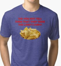 The Lord's Chips Tri-blend T-Shirt