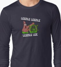 Leedle Leedle Leedle Lee - Spongebob Long Sleeve T-Shirt