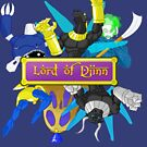 Lord of Djinn Blue Team by SugoiTees