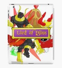 Lord of Djinn Red Team iPad Case/Skin