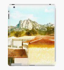 Arzachena: landscape iPad Case/Skin