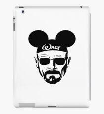 """""""Walt"""" White / Disney iPad Case/Skin"""