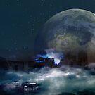 Earth 3016 by blacknight