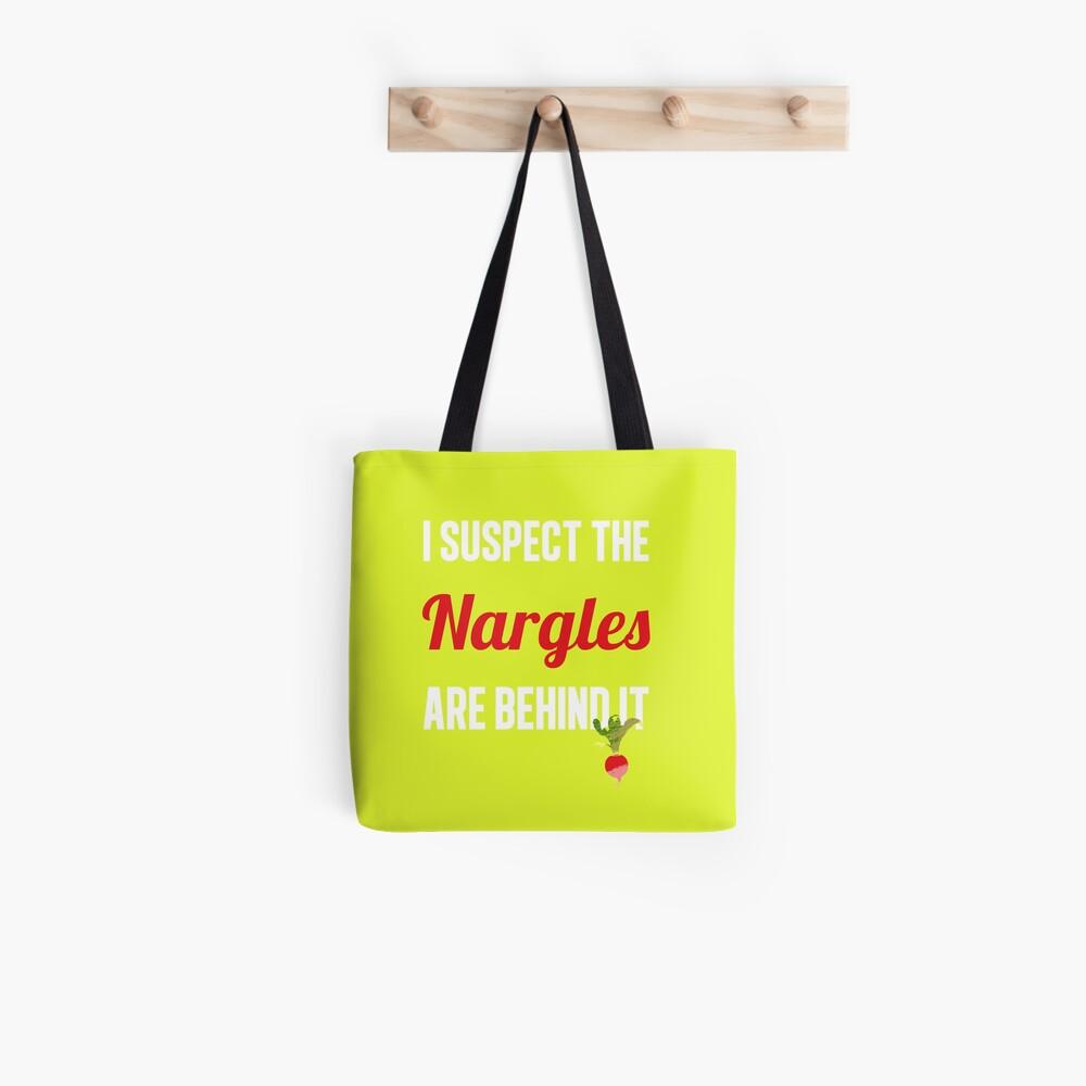 The Nargles Tote Bag