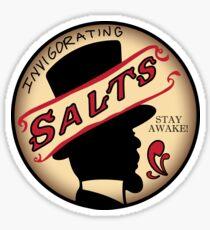 InVIGORating Salts Sticker