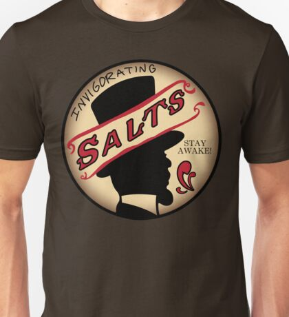InVIGORating Salts Unisex T-Shirt