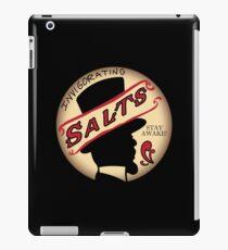 InVIGORating Salts iPad Case/Skin