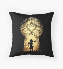 My Kingdom Throw Pillow