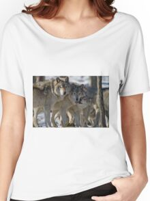 Wolf Pack Women's Relaxed Fit T-Shirt