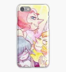 The Pearls - Steven Universe Blue Pearl, Yellow Pearl, Our Pearl iPhone Case/Skin