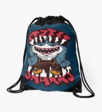 Jawsome - Street Sharks Drawstring Bag