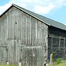 Barn of Yesteryear by skyhat