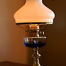 0431 Old Paraffin lamp by DavidsArt
