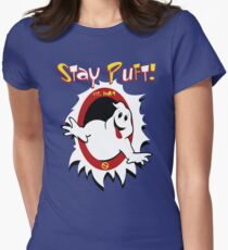 Stay Puft! Women's Fitted T-Shirt