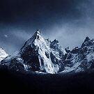 Mont Blanc by Caroline Gorka