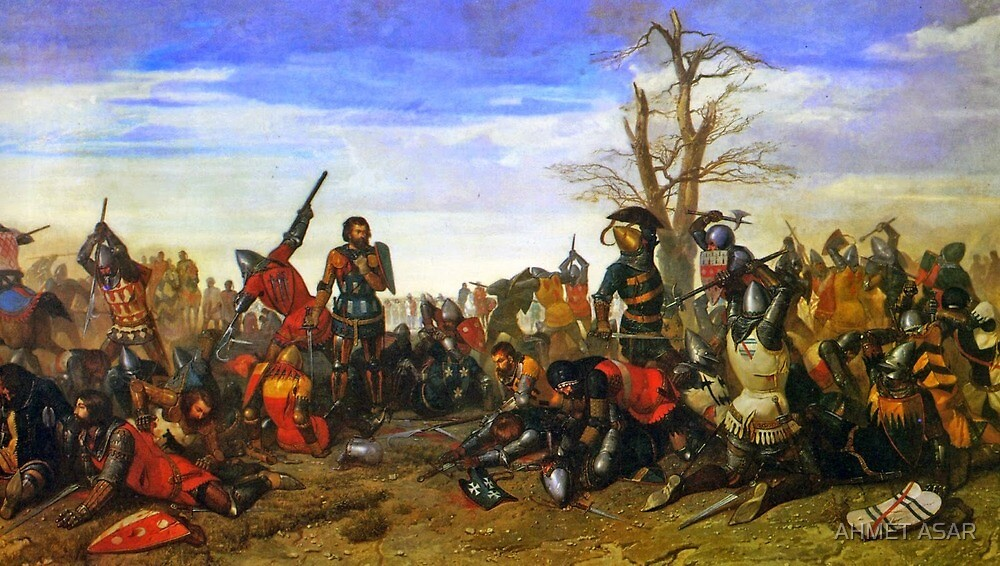 Octave Penguilly L'Haridon - The Combat of the Thirty by MotionAge Media