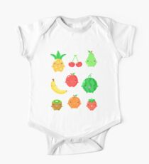 Cute Fruit Friends Kids Clothes