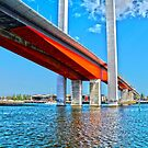 Below the Bolte by Peter Krause