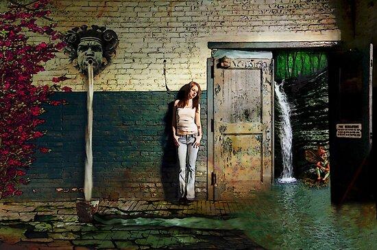 Fullcircle - Surrealist Photo Manipulation by Galen Valle