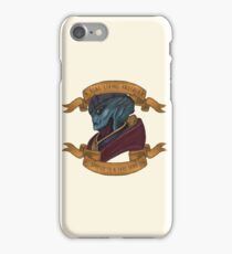 The Prothean iPhone Case/Skin