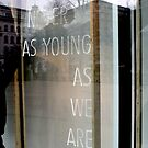 Never As Young As We Are Now by Lee Whitmarsh