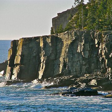 Otter Cliffs, Acadia National Park, Maine by mdidrh