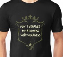 Confuse Weakness Unisex T-Shirt