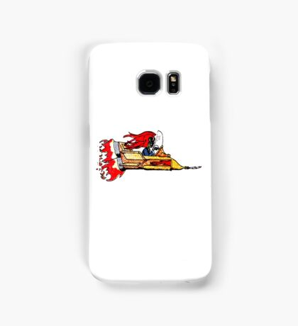 Creature Drag Racer Samsung Galaxy Case/Skin