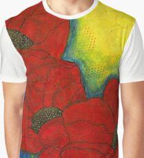 Mama's Poppies-WIP Graphic T-Shirt