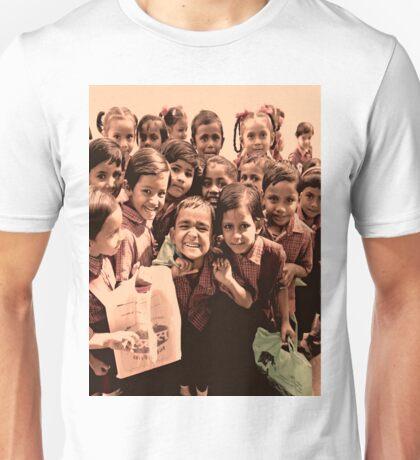 Happy Friendly Little Faces T-Shirt