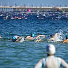 Busselton Jetty Swim by 1randomredhead