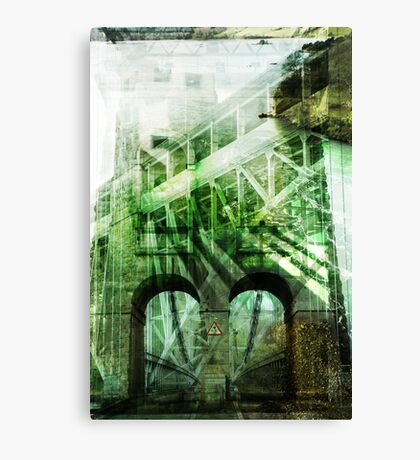 Anglesey Wales – Photomontage Canvas Print