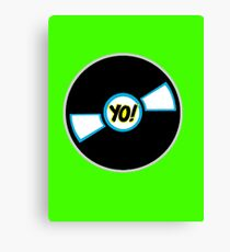 HIP-HOP ICONS: YO! RECORDS Canvas Print