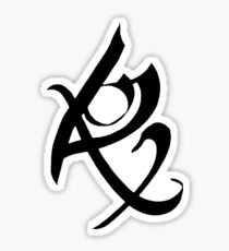Fearless Rune - Shadowhunters Sticker