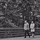 Afternoon Stroll by Scott Mitchell