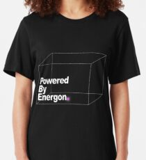 Powered By Energon Slim Fit T-Shirt