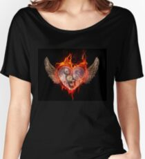 When the ticker stops Women's Relaxed Fit T-Shirt