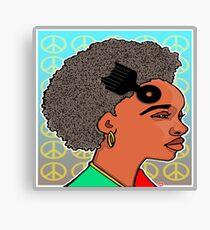 SOL SISTAHS: PROJECT SOL Canvas Print