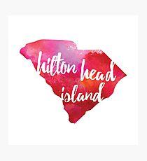 Hilton Head Island, South Carolina  Photographic Print