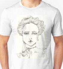 rococo girl, Marie Antoinette T-Shirt