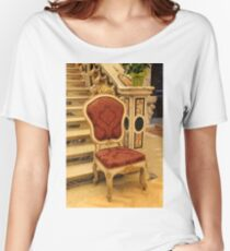 old chair Women's Relaxed Fit T-Shirt