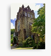 Stone By Stone  Canvas Print