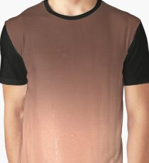 dee8bea7602a8 Rose Gold Ombre Graphic T-Shirt