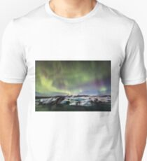 Northern Lights - Iceland Unisex T-Shirt