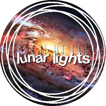 Lunar Lights Logo by shoplunarlights