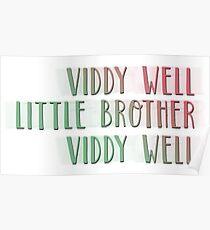 Viddy Well - A Clockwork Orange Poster