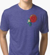 Tingle  Tri-blend T-Shirt